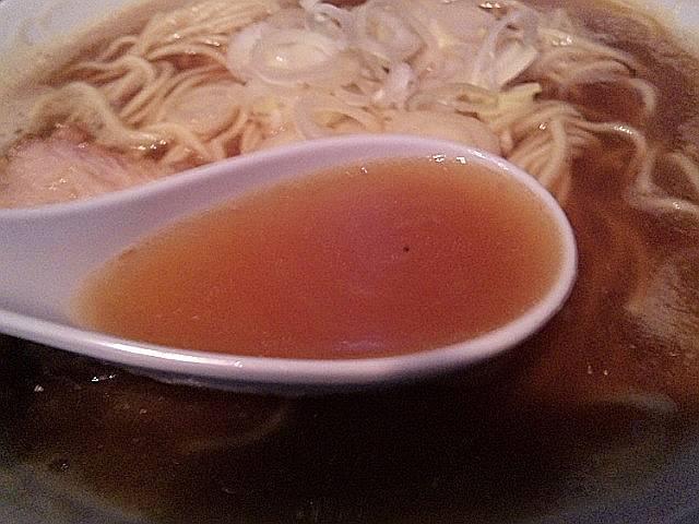 にゃほのラーメン日記(仮)-スープ2