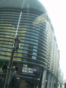 $後藤英樹の三日坊主日記-THE WALBROOK BUILDING