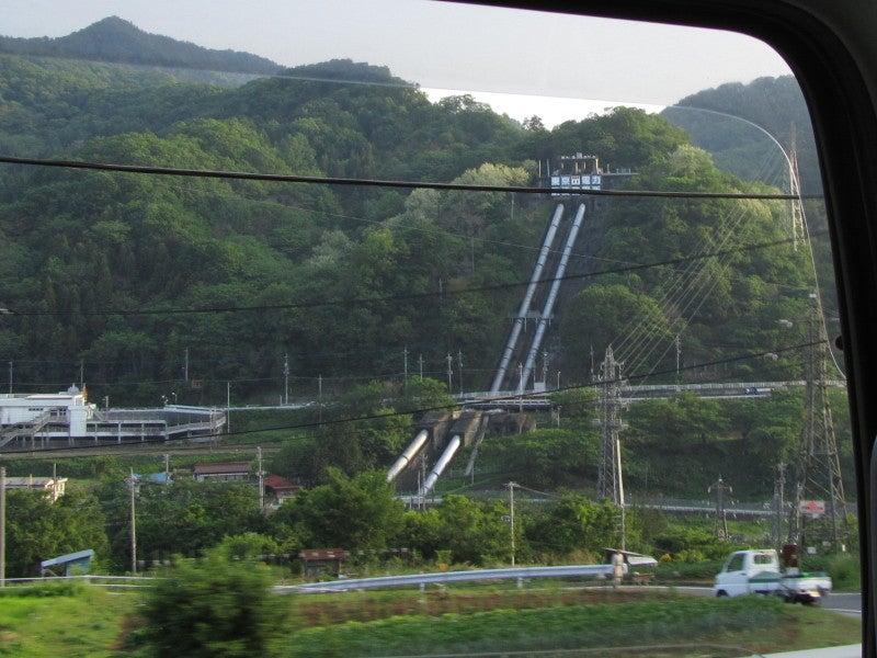 大月 駒橋発電所 東電