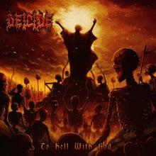 $雑音にしか聴こえない音楽~命を削って聴け!~デス、グラインド、ノイズ、スラッシュ~-To Hell With God