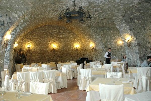 【彼女の恋した南イタリア】 ~ diario-マイオーリ 風情のある塔のリストランテ