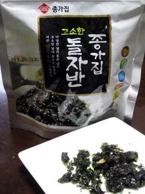 韓国料理サランヘヨ♪ I Love Korean Food-トルジャバンおにぎり