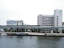 スタンプワンダーランドのブログ-隅田川