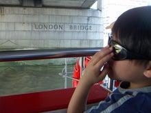 後藤英樹の三日坊主日記-ロンドン橋の下