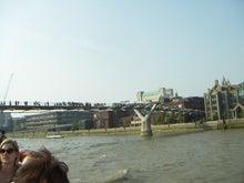 後藤英樹の三日坊主日記-Millenniam Footbridge