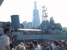 後藤英樹の三日坊主日記-HMS Belfast