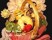 新米作家のフェイクスイーツデコ日記*Up to Yuu Fake Sweets*-シロツメクサの贈り物