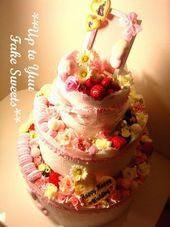 新米作家のフェイクスイーツデコ日記*Up to Yuu Fake Sweets*-3段ウエディングケーキ