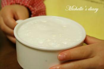 ミシェルの気まぐれ日記-milk20110523-1