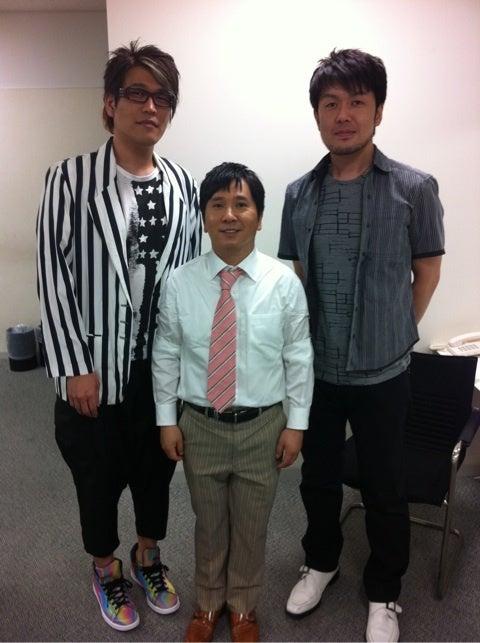 優秀なご兄弟を持つピコ太郎こと古坂大魔王さん。