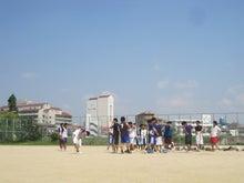 関西大学 男子ラクロス部 ブログ-練習風景