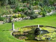 後藤英樹の三日坊主日記-ウインザー城中庭
