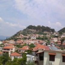 ギリシャのキパリシア…