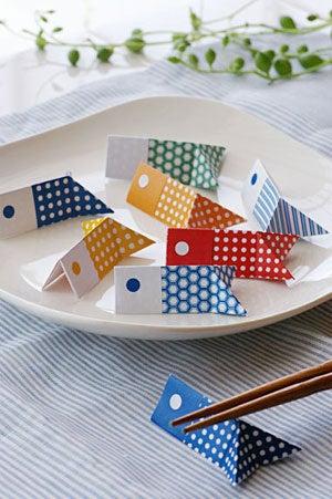 クリスマス 折り紙 折り紙 こいのぼり : ameblo.jp