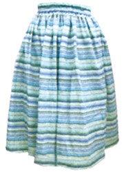 みしん工房のブログ-6月スカート