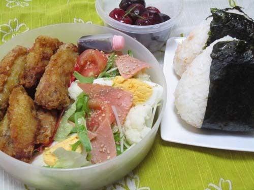 韓国料理サランヘヨ♪ I Love Korean Food-チョレギサラダ