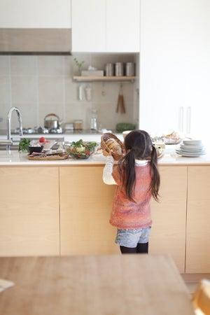 オーダーキッチンではじまるここちよい暮らし-オーダーキッチン