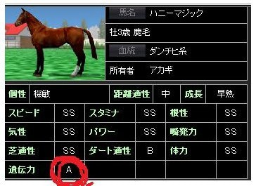 アカギの競馬伝説+α