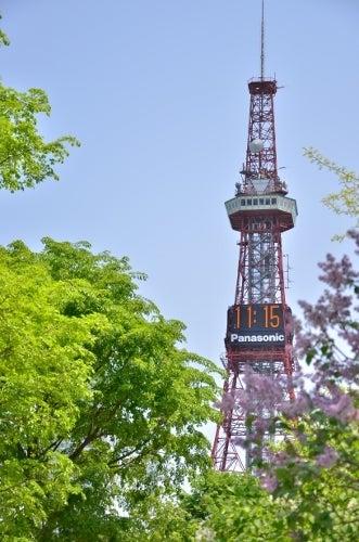$全てのコスメは美に通ず-札幌テレビ塔