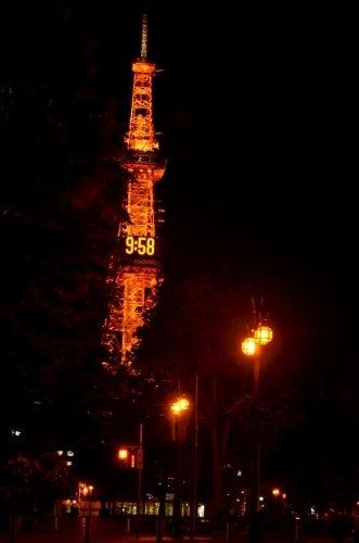 $全てのコスメは美に通ず-夜のテレビ塔