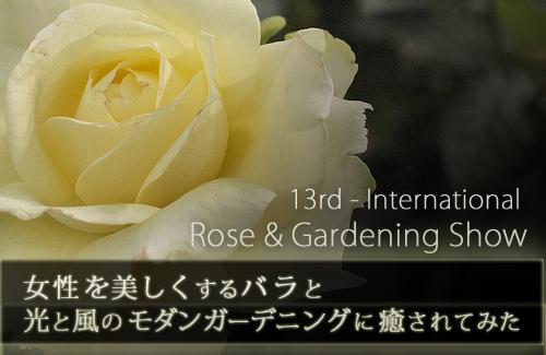 $Michi-kusa-バラとモダンガーデニング、癒し