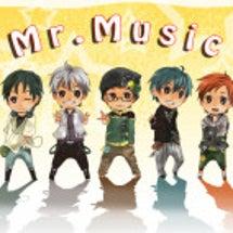 Mr.Music!!…