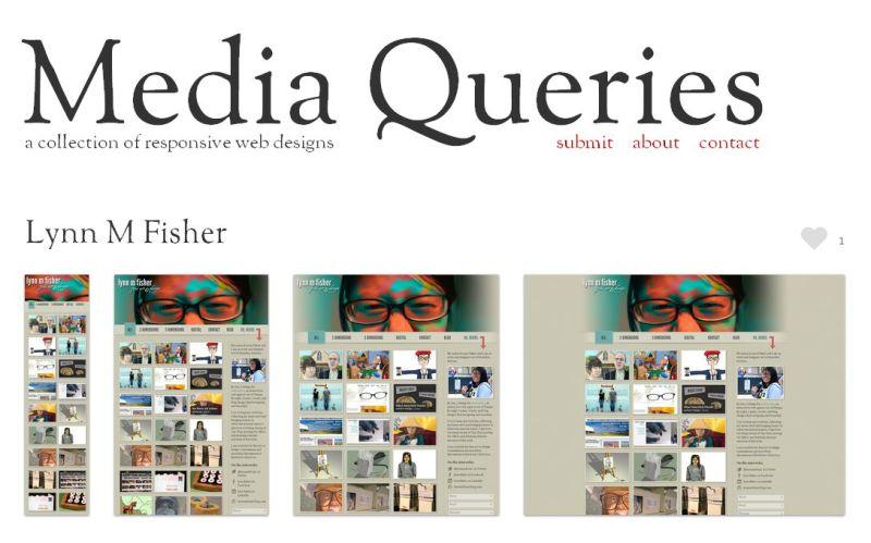 今注目のメディアクエリを使ったWebサイトリンク集「Media Queries」