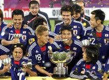 $さぁ!サッカー日本代表をみんなで応援しよう!!!?-アジアカップ 優勝メンバー ジャパン