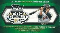 nash69のMLBトレーディングカード開封結果と野球観戦報告-2011-topps-pro-debut