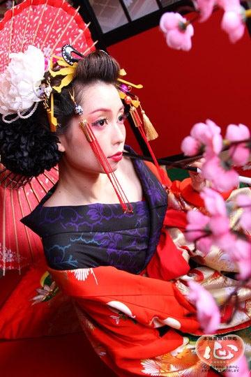 京都舞妓体験処『心』 スタッフブログ-歴史アイドル美甘子さん