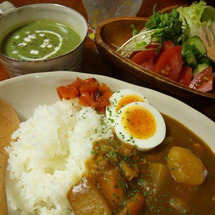 CURRY 。
