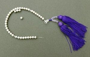 $きもの菱屋 ブログ 「店主の日々」-パールの数珠