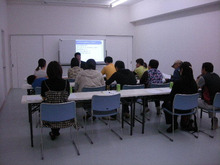 IDEARのブログ-勉強会の様子