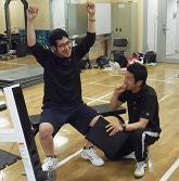 腰痛、肩コリ、膝イタはトレーニングで根本改善。痛みをとり痛まない体へ!-カウンセリング1