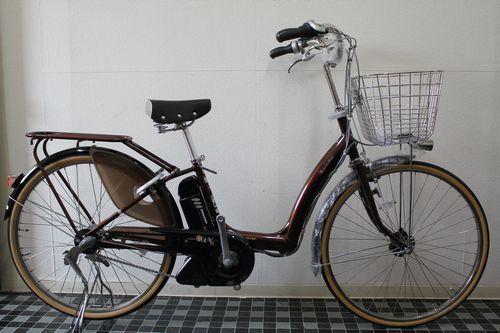 情報☆久しぶりに電動自転車 ...