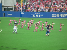 nob-log-6/11オープニングダンス