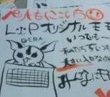 $ひろみちゃんと10pooのおきらくブログ-モモンガポーチ