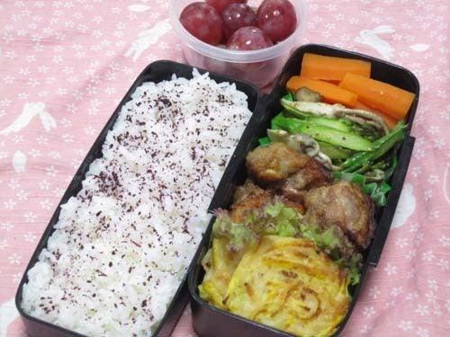 韓国料理サランヘヨ♪ I Love Korean Food-イエローズッキーニと干し海老のチヂミ