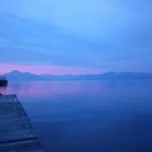 福島県 猪苗代湖 釣…