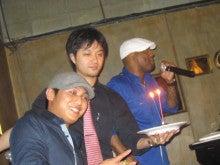 神戸のR&B、ソウルミュージックバー  Garage Paradise スタッフ のブログ-T BD