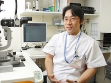 白内障手術後の日常生活の注意点   東京歯科大学水 …