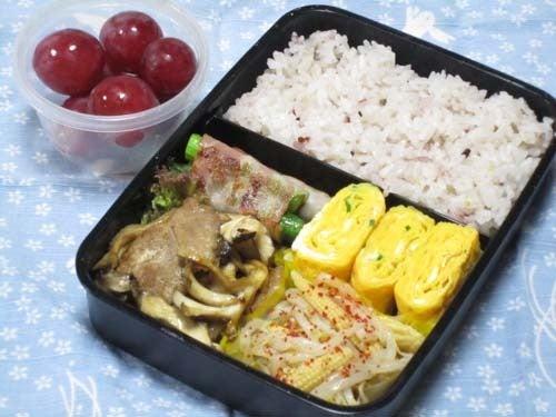韓国料理サランヘヨ♪ I Love Korean Food-ヤングコーンともやしのナムル