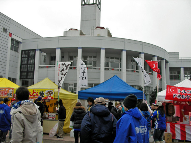 裏Rising REDS 浦和レッズ応援ブログ-肉そば 屋台