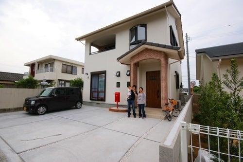 徳島県で家を建てるならサーロジック-外構 完成