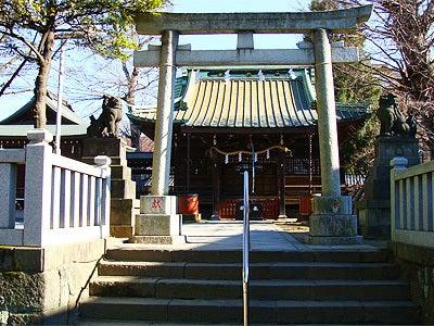$東條的世界最古の国へようこそ-八雲神社1