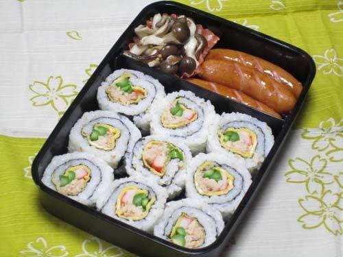 韓国料理サランヘヨ♪ I Love Korean Food-シーチキンキムパプ