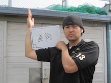 関西大学 男子ラクロス部 ブログ-小西