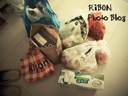 RIBON 中国ニッキ
