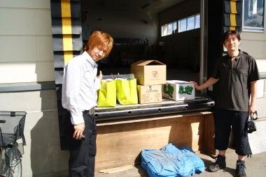 あまいけいき スイーツ博士のブログ-岩手県陸前高田市義援物資調達記7