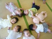 尼崎 園田  西宮 江坂 豊中 大阪ベビーマッサージ☆おむつケーキ教室   baby☆hug
